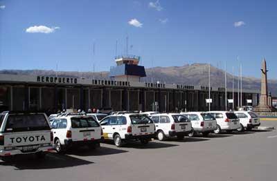 Aeropuerto De Cusco Aeropuerto De Cuzco